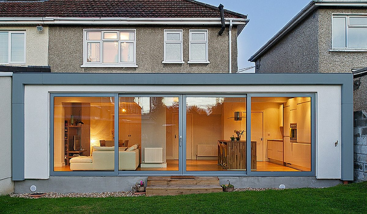 Goatstown house extension and renovation shomera for Kitchen ideas 3 bed semi