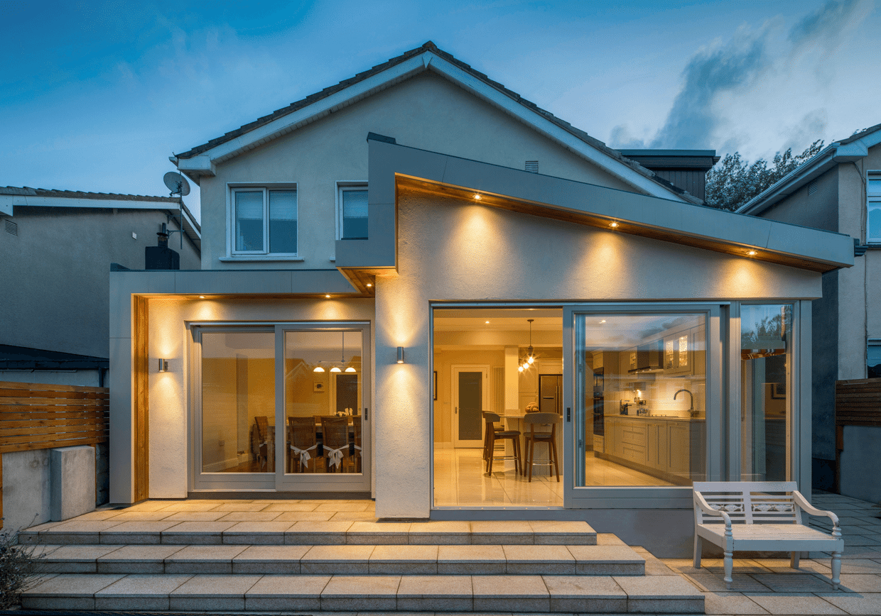 Malahide House Extension Amp Renovation Shomera