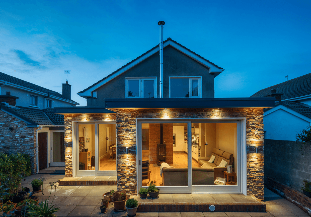 Howth House Extension And Renovation Shomera