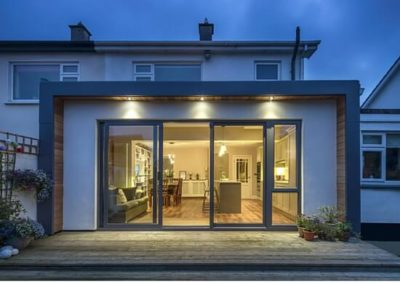 Dublin Suburban House Extension & Renovation