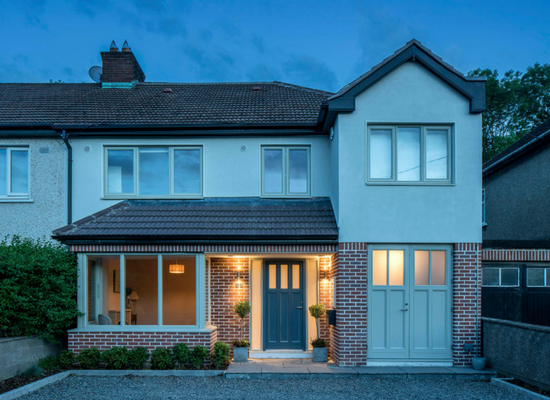 Rathfarnham House Extension Shomera